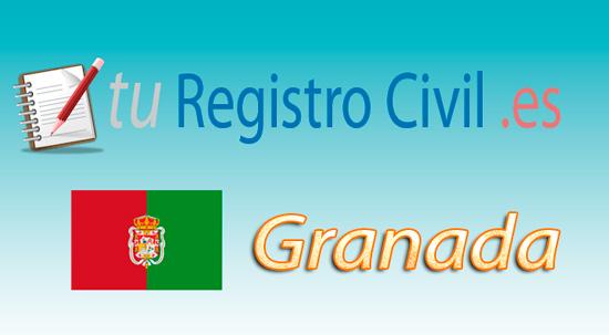 Información del Registro Civil de Granada para pedir cita. Aquí tienes la dirección , horario y mapa para llegar al Registro Civil de Granada