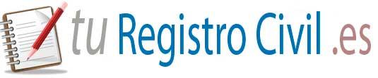 Información y cita previa de Oficinas del Registro Civil. Certificados de Nacimiento, matrimonio y defunción gratis
